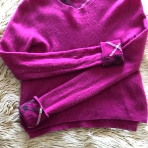 Burberry Sweaters - Burberry cashmere sweater. Gorgeous color size M